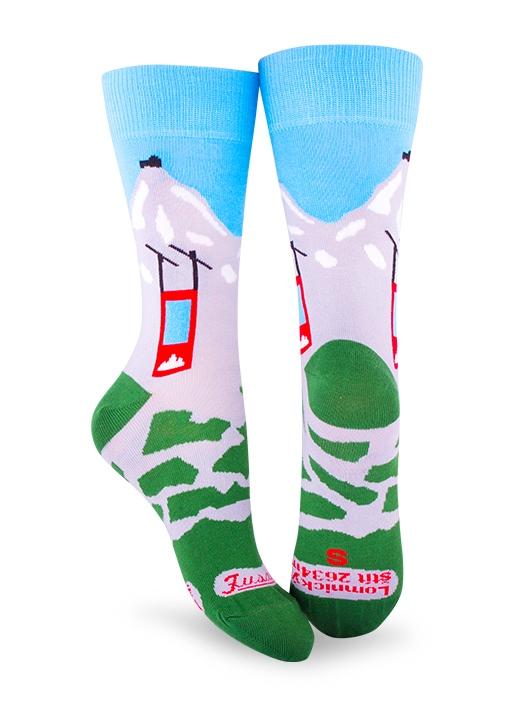 Fusakle ponožky Lomničák