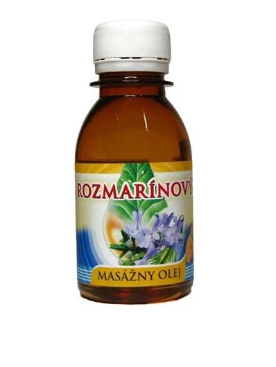Rozmarínový masážny olej 0,1l