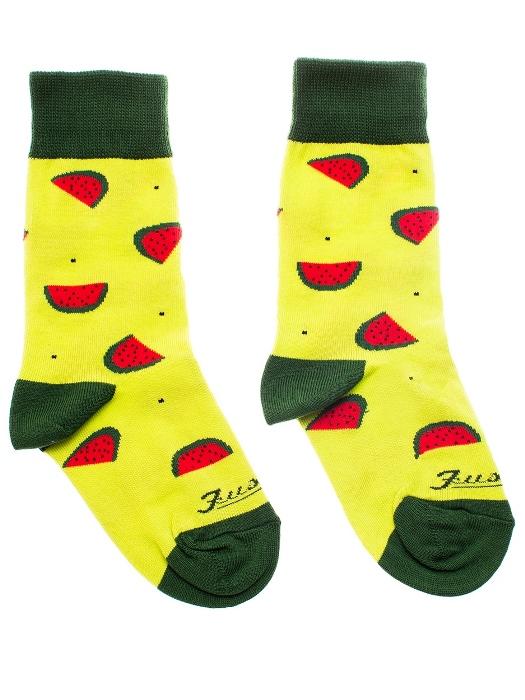 Fusakle ponožky detský melónik