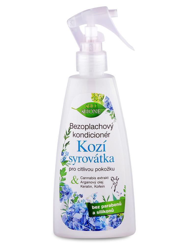 Bione Cosmetics - Bezoplachový kondicionér Kozia srvátka 260ml