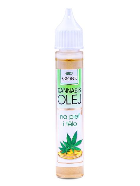 Bione Cosmetics - Konopný pleťový olej BIO 30ml
