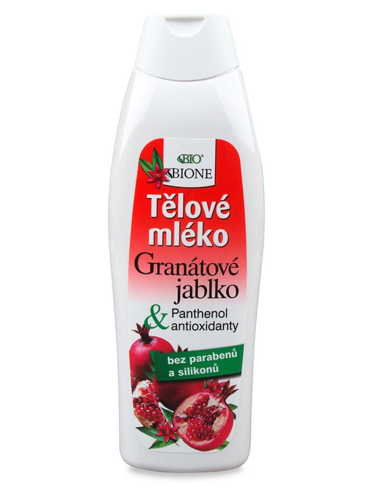 Bione Cosmetics - Telové mlieko Granátové jablko 500ml