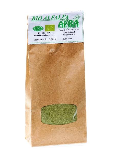 AFRA Alfalfa BIO vňať 70g