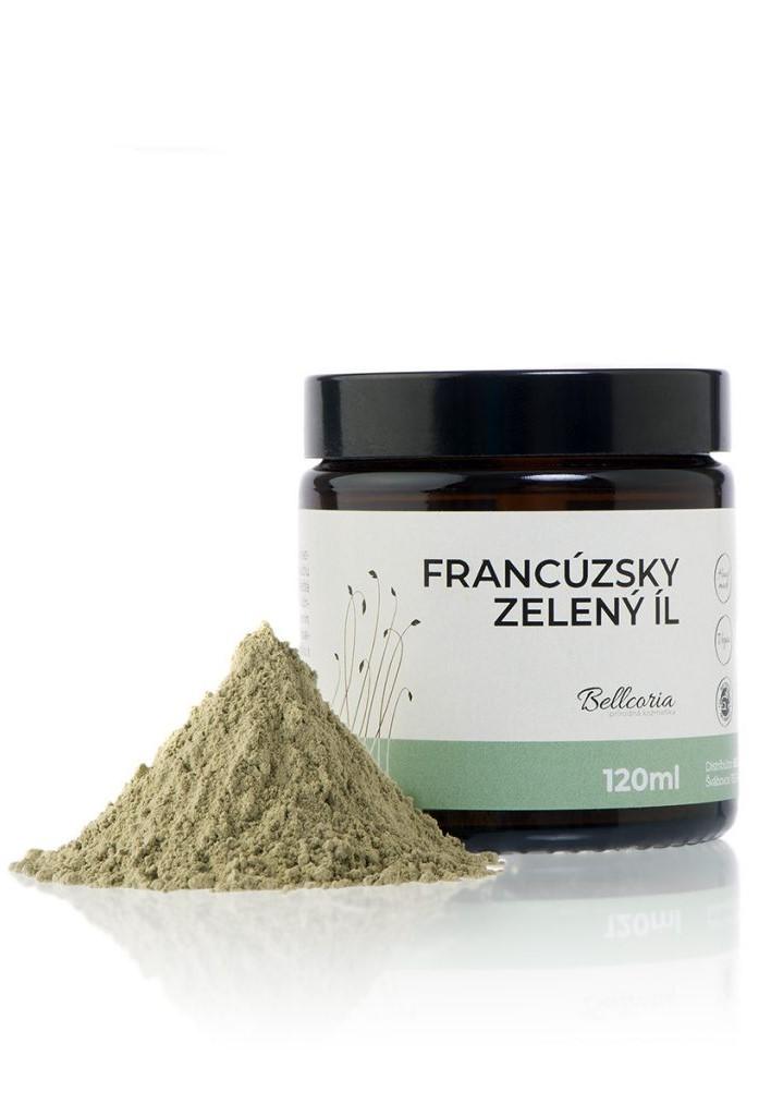 Bellcoria Francúzky zelený íl 120ml