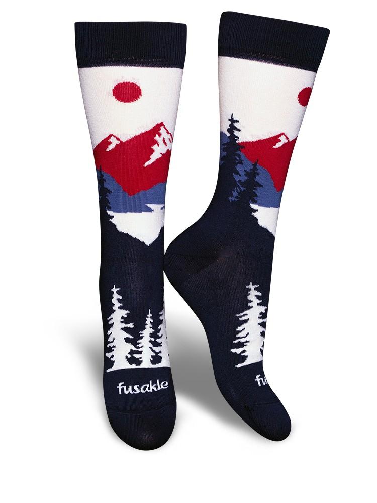 Fusakle ponožky Panoramata