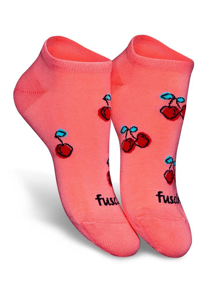 Fusakle ponožky podkotník Čerešník