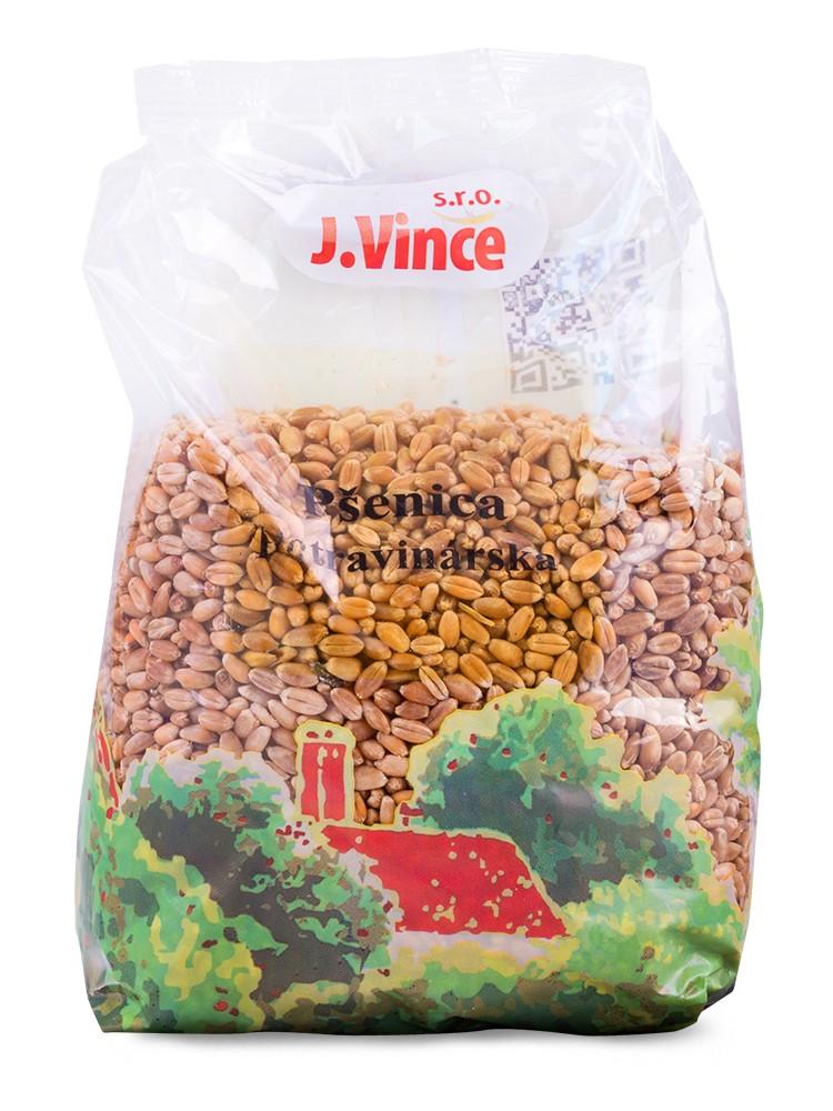J. Vince Pšenica potravinárska 500g