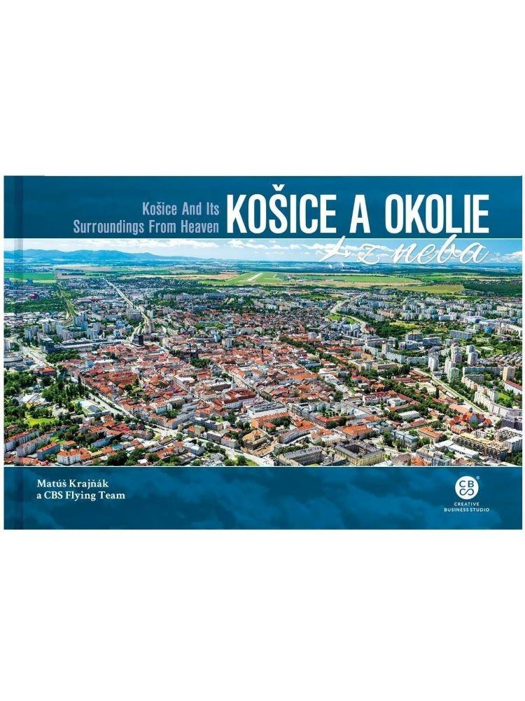 Košice a okolie z neba