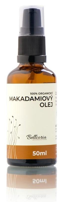 Bellcoria Makadamiový olej 50ml