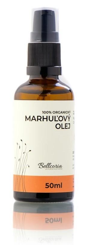 Bellcoria Marhuľový olej 50ml