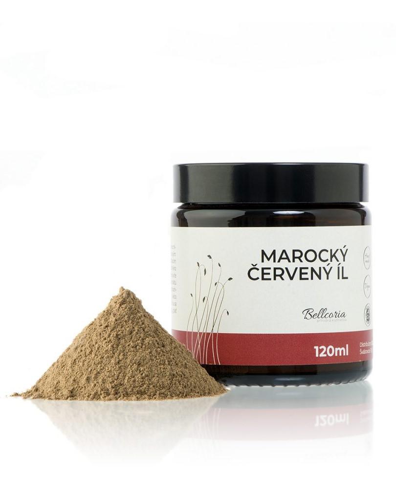 Bellcoria Marocký červený íl 120ml
