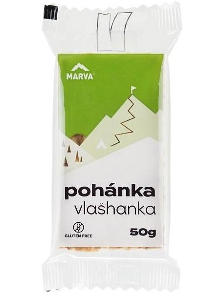 Marva Vlašhanka Pohánková tyčinka s vlašskými orechami 50g