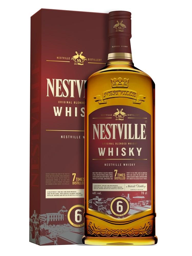 Whisky Nestville 6yo 40% 0,7l