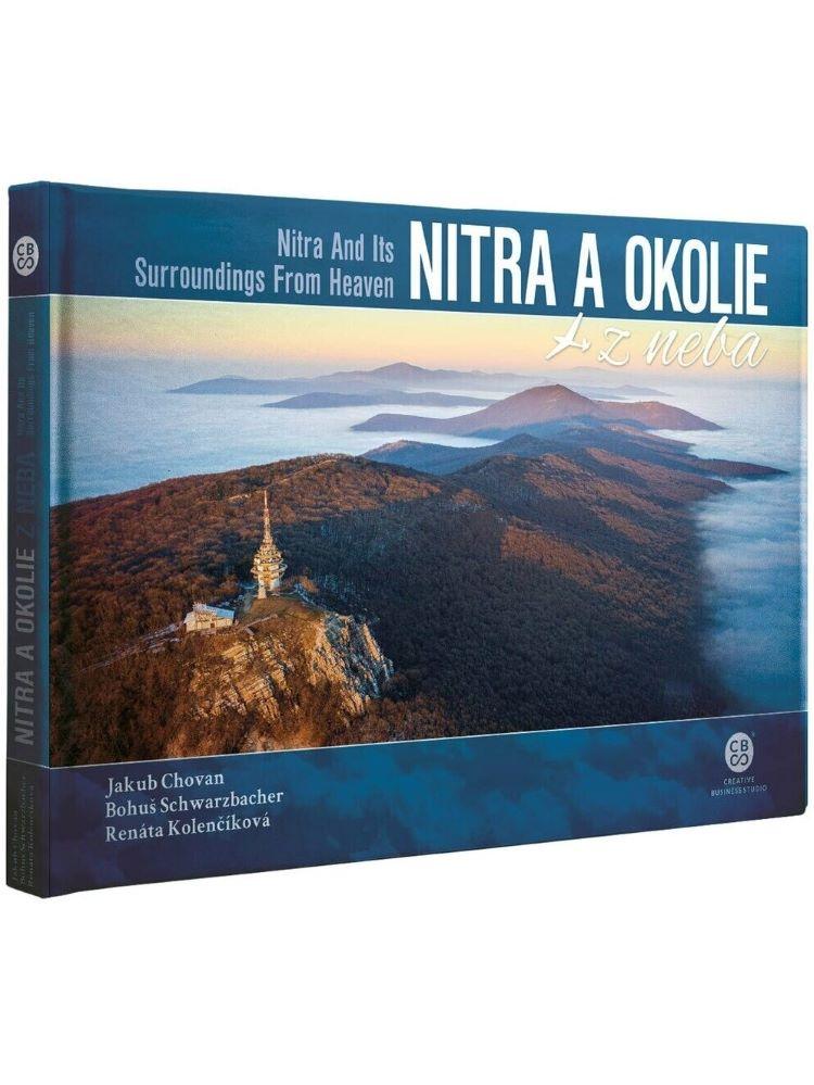 Nitra a okolie z neba