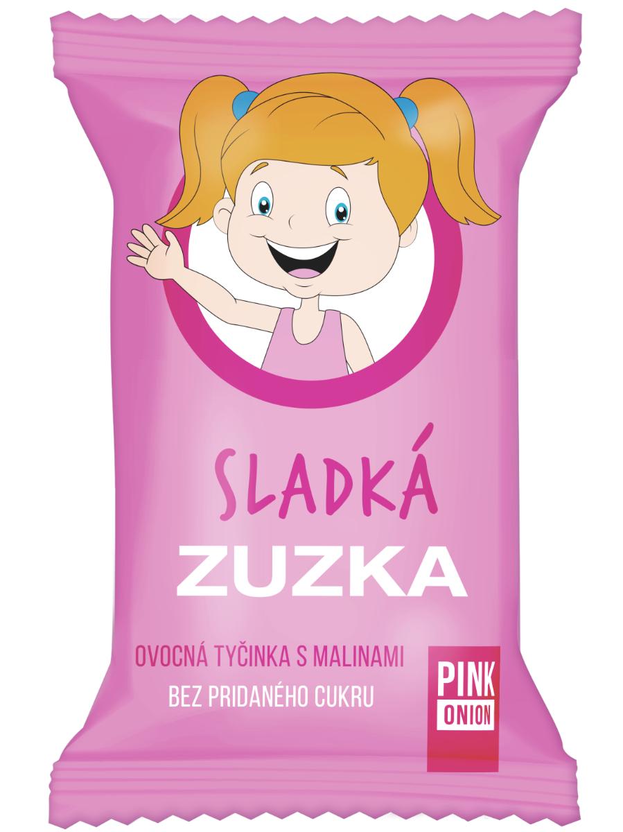 Pink Onion Sladká Zuzka - ovocná tyčinka 20g