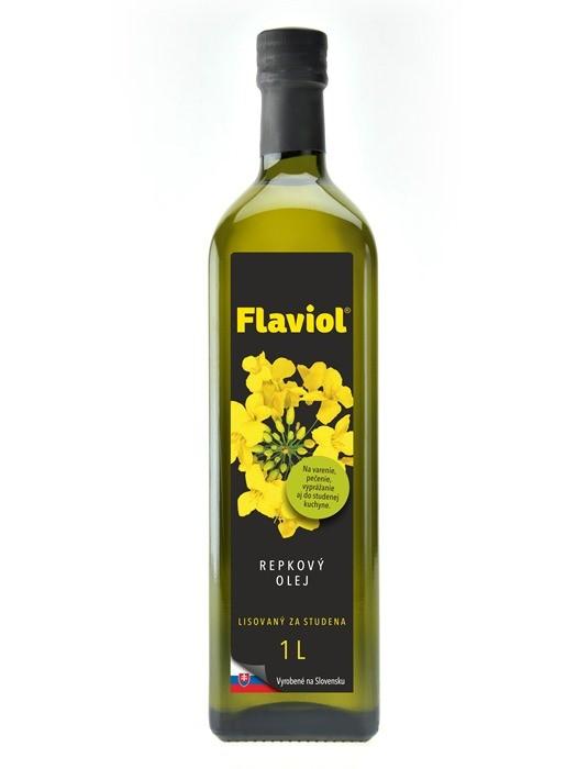 Flaviol Repkový olej 1L