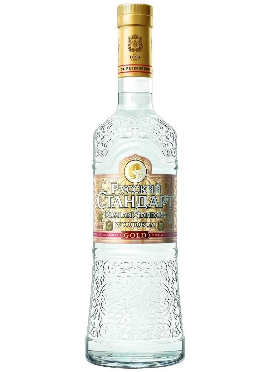 Russian Standard vodka Gold 40% 1L