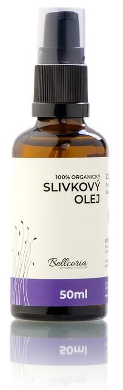 Bellcoria Slivkový olej 50ml