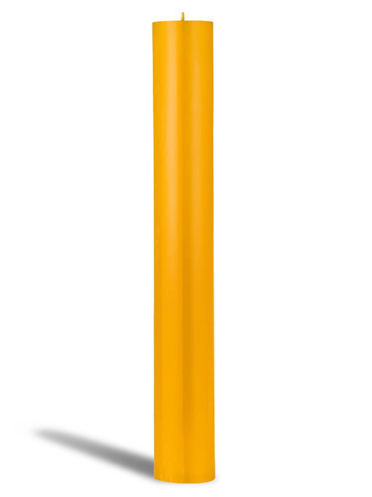 Paškálna svieca zo včelieho vosku 550x74mm