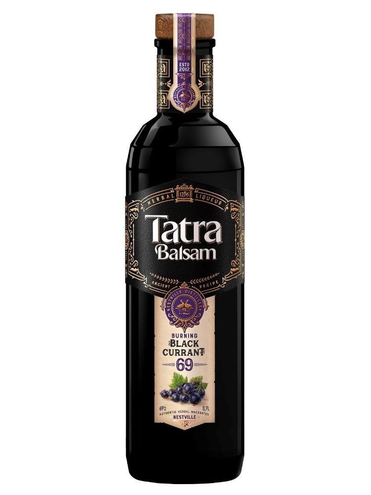 Tatra balsam BLACK CURRANT 69% 0,7L