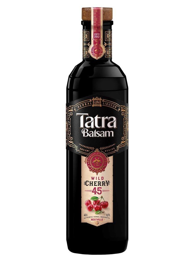 Tatra balsam CHERRY 45% 0,7L
