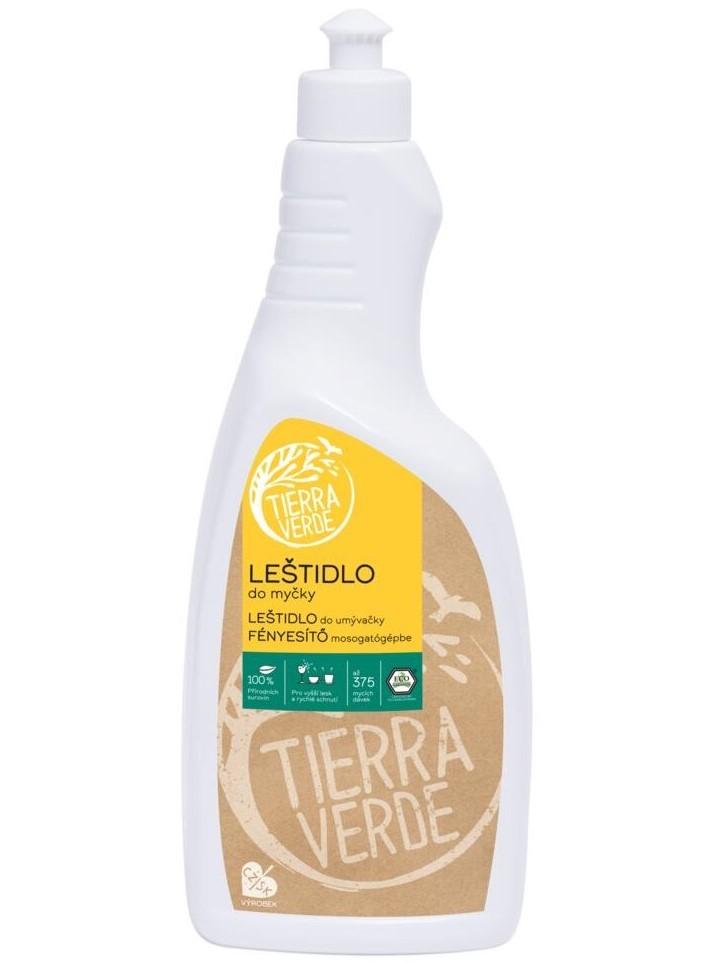 Tierra Verde Leštidlo do umývačky riadu - fľaša 750 ml