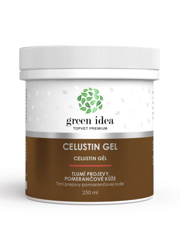 Topvet celustin masážny gel - proti celulitíde 250ml
