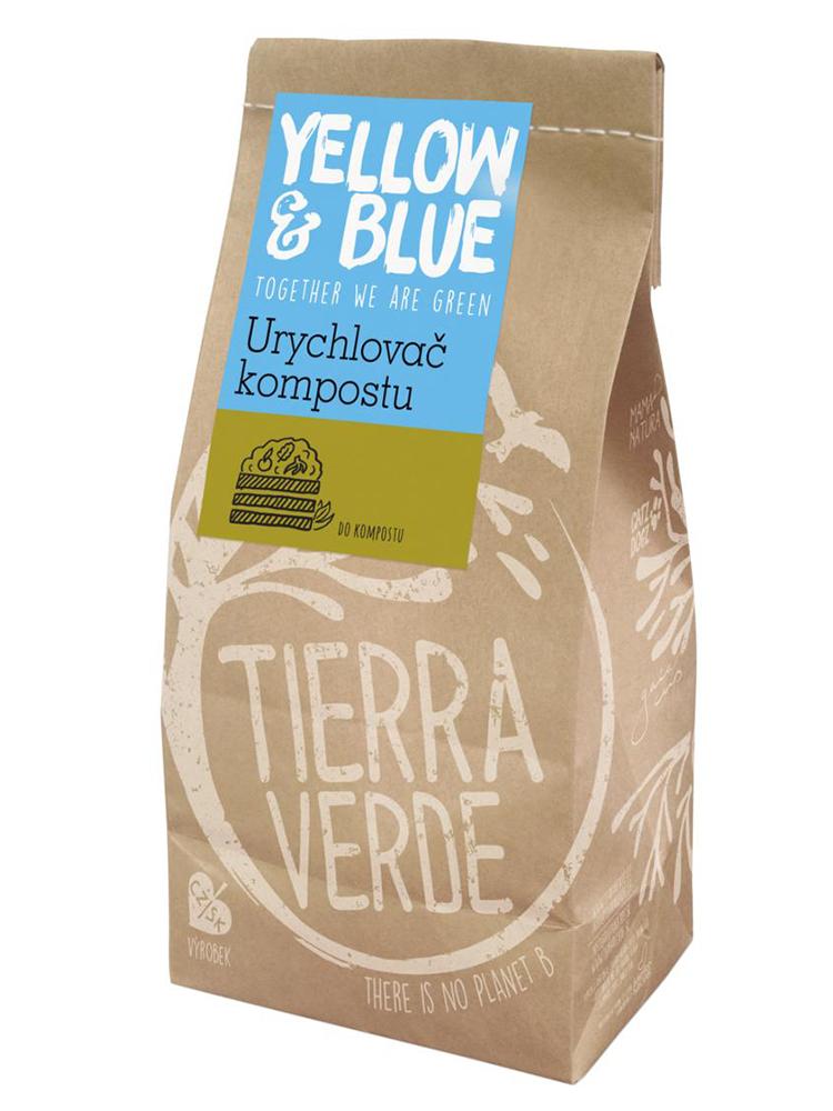 Tierra Verde Urýchľovač kompostu 500g