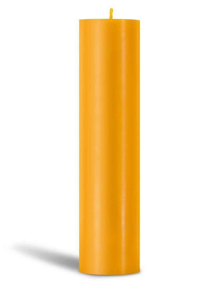 Paškálna svieca zo včelieho vosku 270x74mm