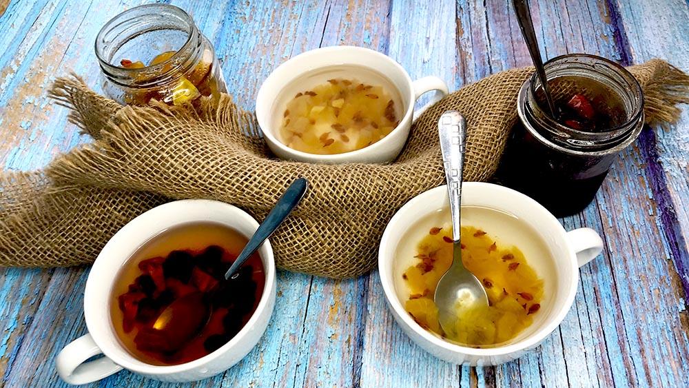 Recept na pečený čaj – 10 tipov s koreninami a bylinkami