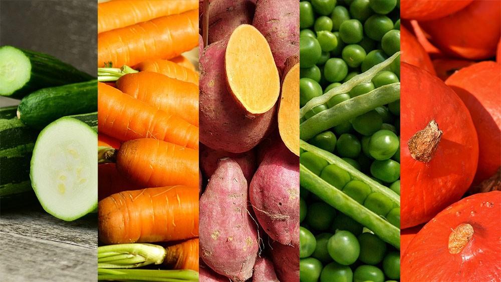 Čo pripraviť na obed pre batoľa? 4 tipy - zeleninové jedlá nielen pre deti.